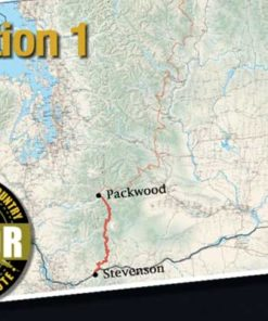 Washington Backcountry Discovery Route Map Documentary Butler